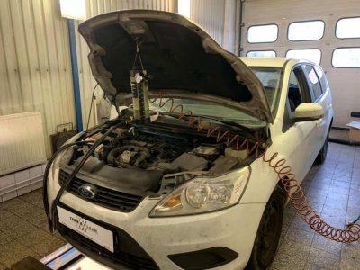 Ford Mondeo részecskeszűrő tisztítás