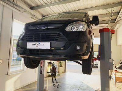 Opel Vivaro részecskeszűrő tisztítás